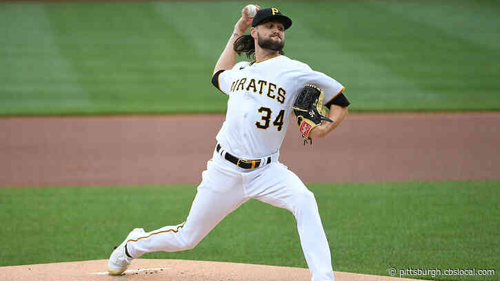 J.T. Brubaker Pitches Pirates Past Brewers With 6-1 Win In Series Opener