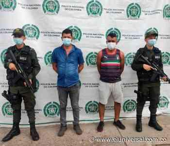 Caen por extorsionar a ingenieros en Santa Rosa del Sur - El Universal - Colombia