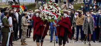 Tarija conmemora 204 años de la histórica batalla de La Tablada | EL DEBER - EL DEBER
