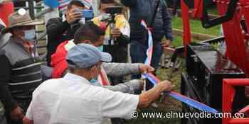 La Feria agropecuaria de Roncesvalles se 'reinventó' y se cumplió con éxito - El Nuevo Dia (Colombia)