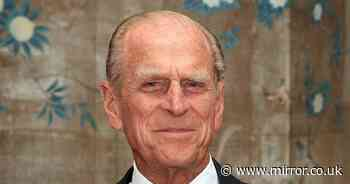 Key timings for Prince Philip's funeral today - from procession to service