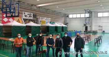Domani a Farigliano si vaccinano oltre 300 over 70, a Clavesana 90 - Provincia Granda