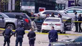 Joe Biden demands action after US mass shooting claims eight lives