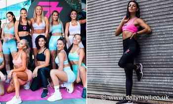 Sydney mother joined gym to shed baby weight has now launched her own fitness empire