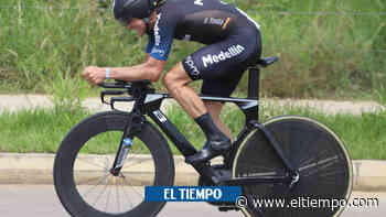 Óscar Sevilla pega primero en la Vuelta a Colombia - El Tiempo