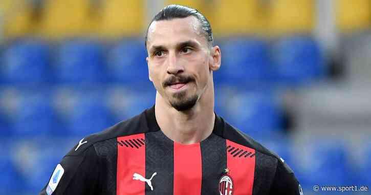Zlatan Ibrahimovic droht Karriereende - Schwede investiert in Wettanbieter - SPORT1