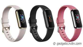 Fitbit Luxe Said to Be Company's Next and Most Elegant Fitness Tracker; Design and Specifications Leaked