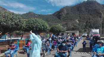 COVID-19: sierra de Ayabaca sufre desabastecimiento de oxígeno medicinal lrnd - LaRepública.pe