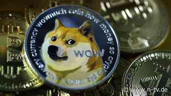Dogecoin über 50 Milliarden wert: Kurs von Scherz-Kryptowährung explodiert