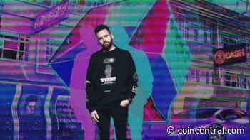 Superstar DJ Gareth Emery's NFT Debut: Lasers on the Blockchain - CoinCentral