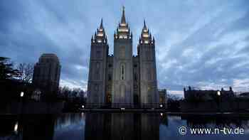 Abgezwackte Spendengelder?: Die Mormonen und ihr 100-Milliarden-Fonds