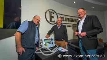 The Elphinstone group has built six new ventilators to be donated to the Tasmanian health system - Tasmania Examiner