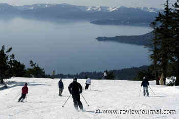 Lake Tahoe area sees some new spring snow - Las Vegas Review-Journal
