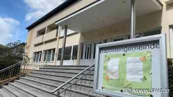 Corona-Inzidenz über 500: Baptisten in Kirn wollen kooperieren - SWR