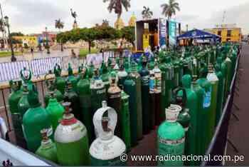 Provincia de Ascope en la Libertad contará con planta de oxígeno - Radio Nacional del Perú