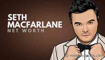 Seth MacFarlane's Net Worth (Updated 2021) - Wealthy Gorilla