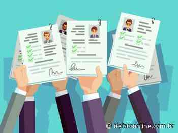 Confira as oportunidades de emprego no Sine Itabira! - DeFato Online