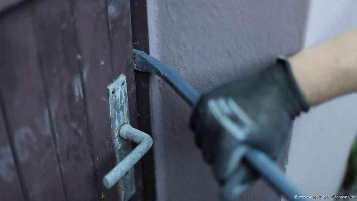 Diebstahl in Landsberg: Auch in einem Abbruchhaus gibt es was zu holen