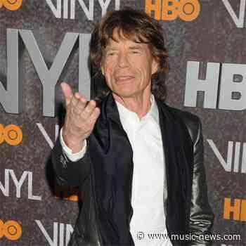 Sir Mick Jagger felt 'very lucky' amid lockdown