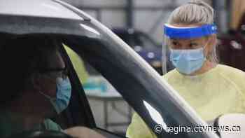 Regina, Swift Current drive-thru COVID-19 vaccine clinics to close temporarily - CTV News