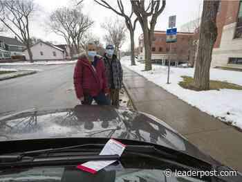 Regina nurse seeks parking relief during pandemic - Regina Leader-Post