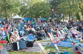 Regina Folk Festival's summer festival cancelled this year - Regina Leader-Post