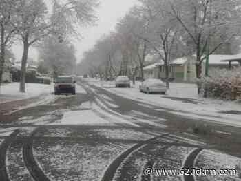 Regina delays street sweeping due to recent snowfall - 620 CKRM.com
