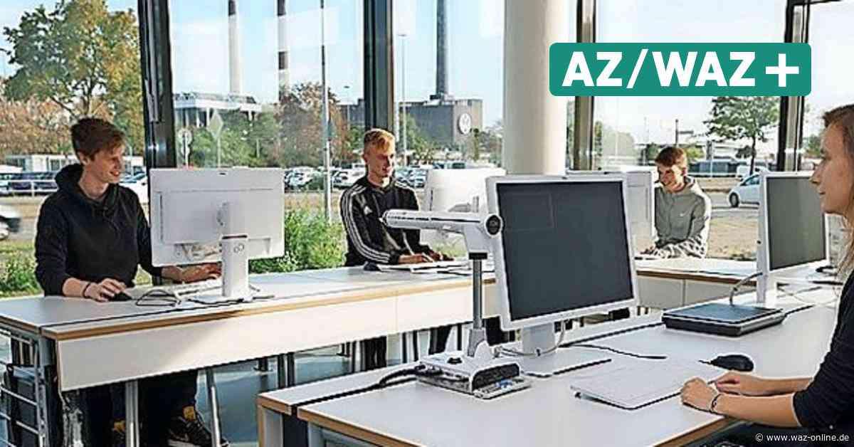 Schulausschuss befürwortet digitalen Ausbau für HNG und Carl-Hahn-Schule in Wolfsburg - Wolfsburger Allgemeine