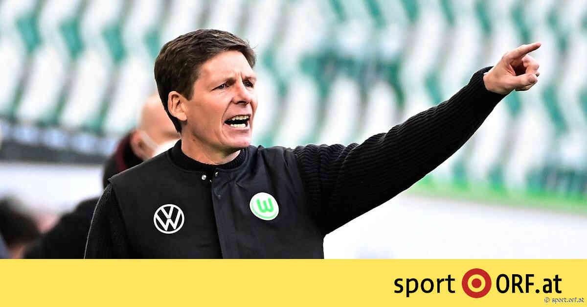 Fußball: Wolfsburg glaubt an seine Chance - ORF.at