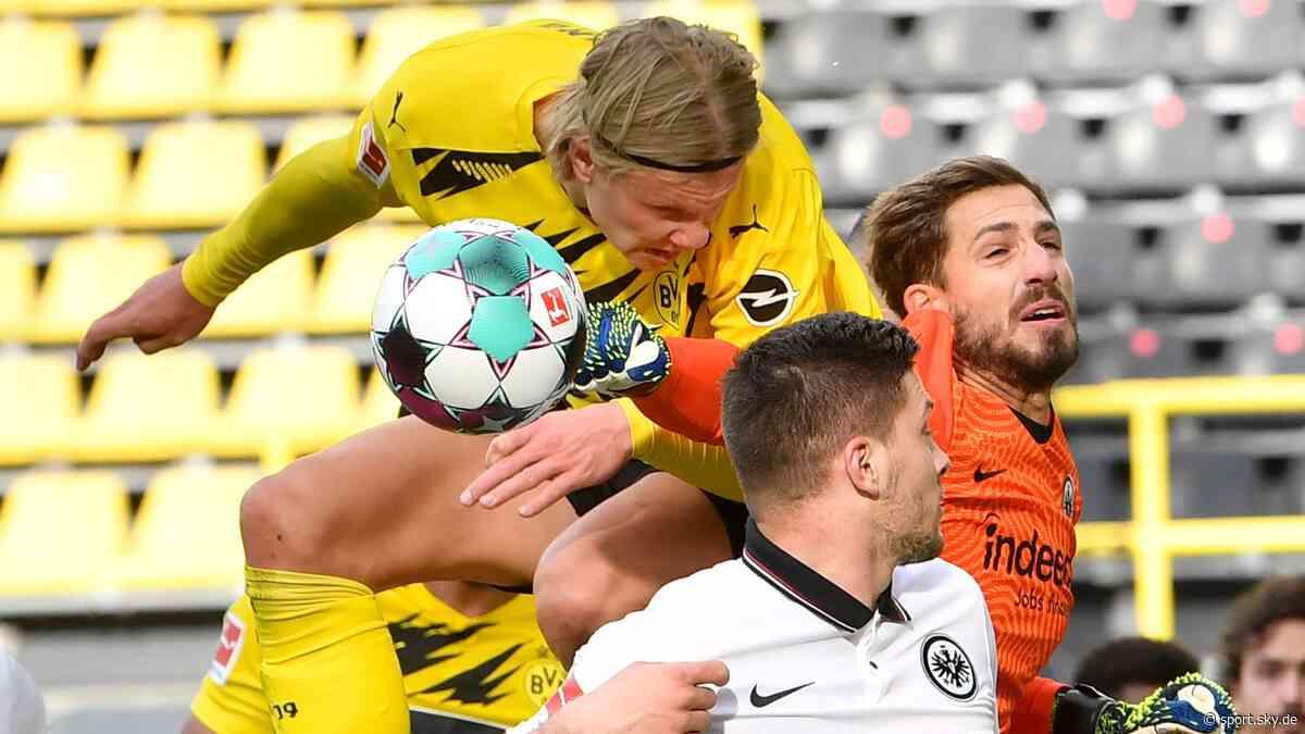 Bundesliga News: CL mit Wolfsburg, Frankfurt, Leverkusen und BVB - Sky Sport