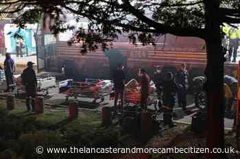 Patients evacuated as fire breaks out in South African hospital - Lancaster and Morecambe Citizen