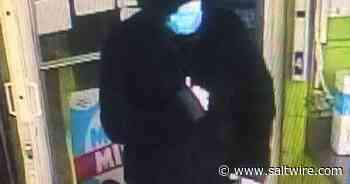This mask-wearer wasn't in Clarenville convenience store to shop | Saltwire - SaltWire Network