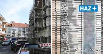 Hat ein Unternehmer 43 türkische Beamte nach Hannover geschmuggelt?
