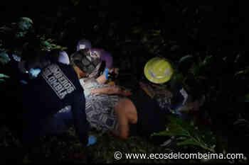 Mujer murió tras rodar por un abismo en Planadas - Ecos del Combeima
