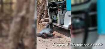 Matan a mototaxista en Tepalcingo - Diario de Morelos