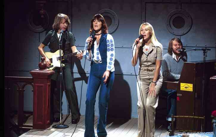 "ABBA tease forthcoming avatar tour: ""It still sounds very much ABBA"""