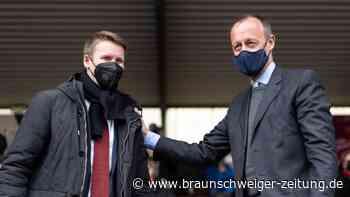 CDU-Direktkandidatur: Merz gewinnt Duell gegen Sensburg im Sauerland