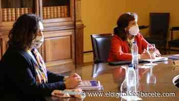 El Gobierno de Castilla-La Mancha felicita públicamente a la nueva presidenta del Real Patronato de la Biblioteca Nacional de España - El Digital de Albacete