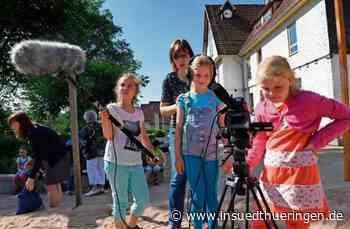 Hildburghausen - Märchenhafter Unterricht an der Grundschule in Erlau - inSüdthüringen.de