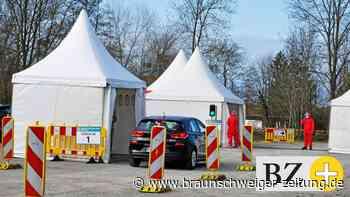 Drive-In-Testzentren in Helmstedt und Velpke sind in Betrieb