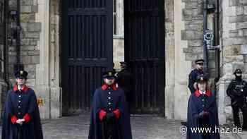 Beerdigung von Prinz Philip: Die Trauerfeier im Livestream