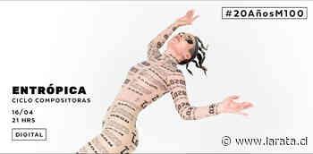 "Entrópica se despide de ""Formas"" con un especial show online desde Matucana 100 - La Rata"