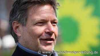 Grüne: Robert Habeck als Bundestags-Direktkandidat aufgestellt