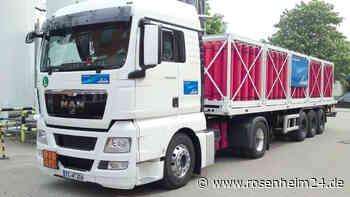 Ausbildung bei der Wimmer Transportdienst GmbH zum Berufskraftfahrer und Kaufmann für Spedition und Logistik - rosenheim24.de