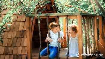 Fantasiereich im Garten: Spielhäuser selbst bauen