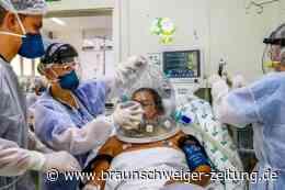 """Pandemie: """"Humanitäre Katastrophe"""": Corona-Lage in Brasilien eskaliert"""