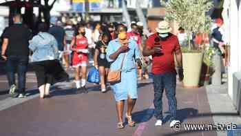 Trotz stark sinkender Fallzahlen: Südafrika kämpft mit Corona-Imageschaden
