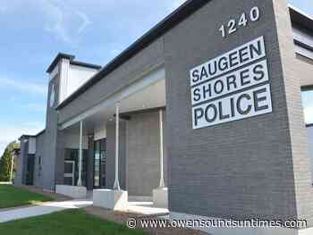 Saugeen Shores police charge four with stay-at-home order breach - Owen Sound Sun Times