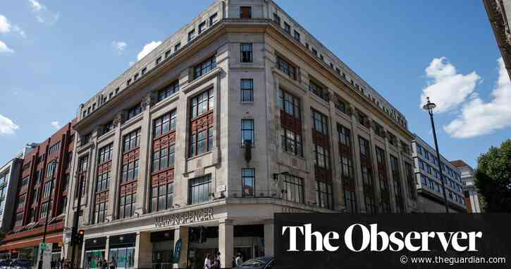 Landmark UK department stores at risk as Covid changes city centres