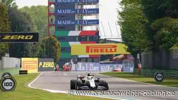 Formel 1: Mick Schumacher in Imola-Qualifikation vorzeitig raus
